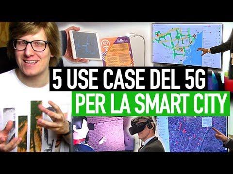 La smart city secondo TIM: realtà virtuale, Li-Fi, IoT e altro…