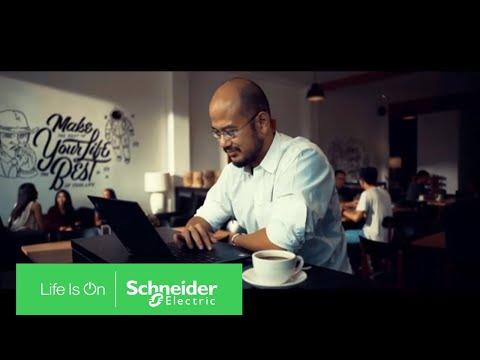 IoT EcoStruxure at Berto Coffee Roaster Ensures Efficiency | Schneider Electric