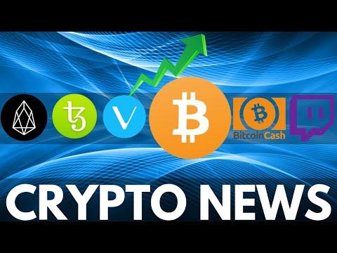 Bitcoin Dominance over 80%?! VeChain Bull Run, Tezos Update, EOS Adoption – Crypto News