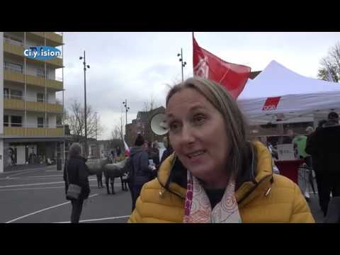 Newsflash vom 26.03.2019 | DGB-Demo in Mönchengladbach