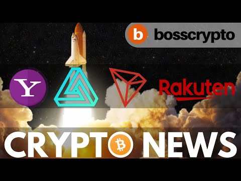 Maximine Coin Surge, eToro Adds TRON, Rakuten and Yahoo, Boss Crypto – Cryptocurrency News