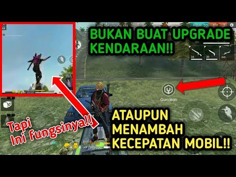 TERUNGKAP!! FUNGSI ITEM BARU YANG ADA DI FREE FIRE || FREE FIRE INDONESIA