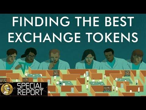 Top Crypto Exchange Tokens – Finding the Next Binance