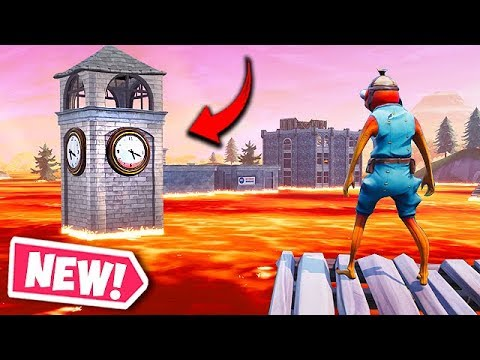 *NEW* FLOOR IS LAVA LTM IS CRAZY! – Fortnite Funny Fails and WTF Moments! #510