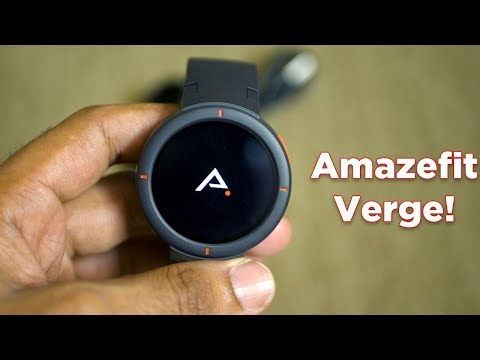 Amazfit Verge after 1 month!