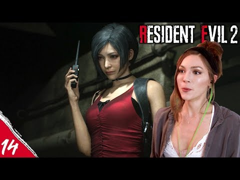 Ada To The Rescue | Resident Evil 2 Remake Pt. 14 | Marz Plays