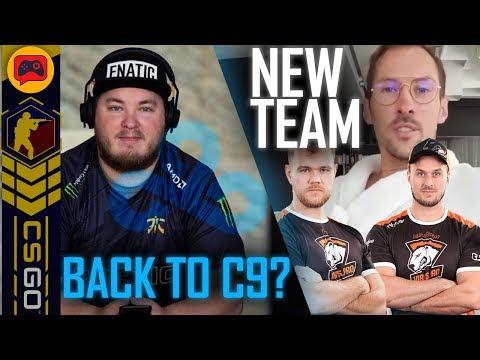 CSGO News   New Pasza/NEO Team, Flusha to Return to CS? OpTic Rumors and Winstrike Bondik