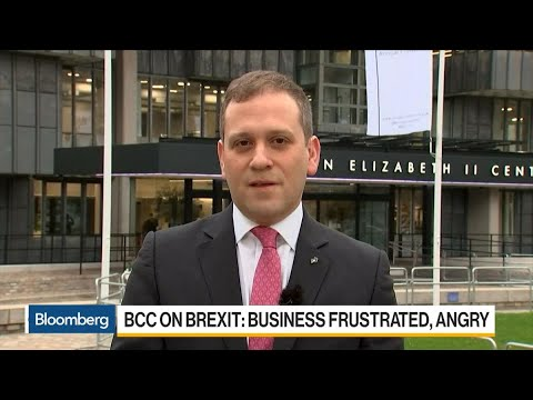 Businesses Are Enormously Frustrated, Angry Over Brexit, Says BCC's Marshall