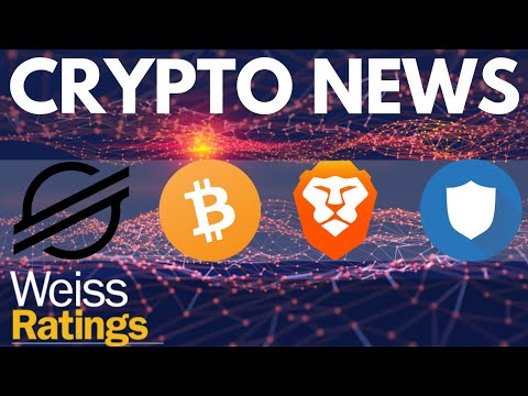 Weiss Ratings: Best Cryptos 2019, Brave Update, Binance's Wallet Adds XLM and More!