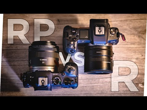 Canon EOS RP vs EOS R // WHICH IS RIGHT FOR YOU?