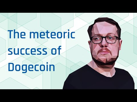 Jackson Palmer on the rapid success of Dogecoin