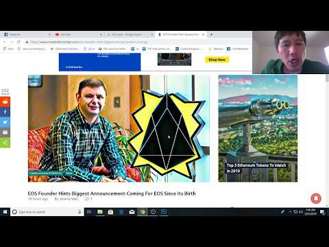 EOS hints a MASSIVE announcement in June. What is it?