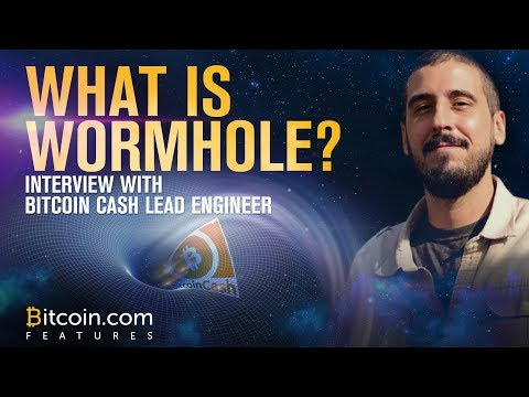 Wormholes, Bitcoin history and 2 TB blocks  – Interview with Bitcoin Cash lead engineer