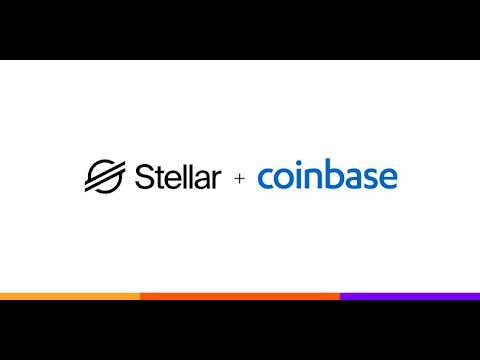 Coinbase Stellar Giveaway + Coinbase / Tezos Proof Of Staking Services