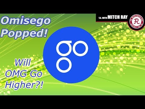 OMG Coin Price : Omisego is Trading Higher! Update. Crypto Technical Analysis and News