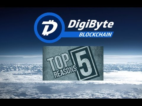 DigiByte – 5 Reasons to Buy DGB – Massive Upgrade to Digi-ID / AntumID