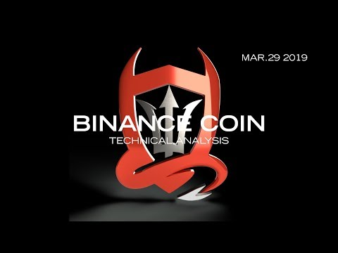 Binance Coin Technical Analysis (BNB/USDT) : Check Yourself to not Rek Yourself  [03.29.2019]