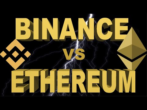 How Many Will Leave ETH For Binance Chain?