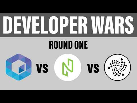 DEVELOPER WARS: NULS vs NEBLIO vs IOTA (ROUND ONE)