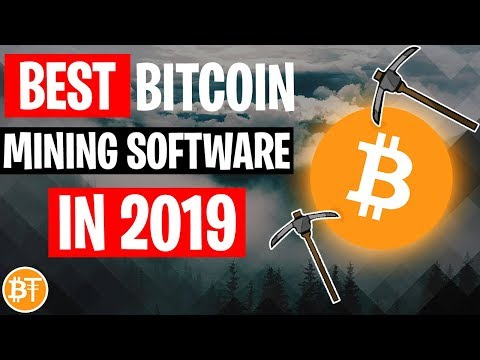 By Far The BEST Bitcoin Mining Software In 2019 ?Profitable?