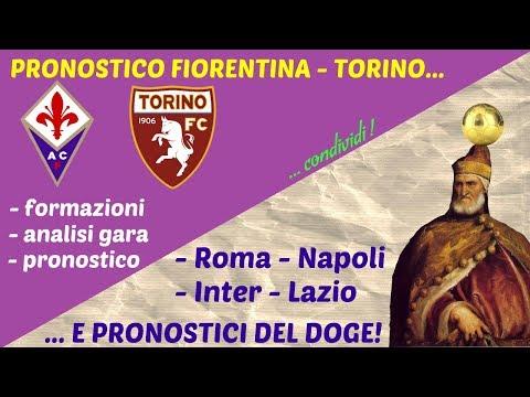 ROMA-NAPOLI, INTER-LAZIO E FIORENTINA-TORINO: I PRONOSTICI DEL DOGE