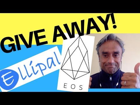 Mega Hardware Wallet Giveaway + EOS Airdrop – Don't Miss Out!