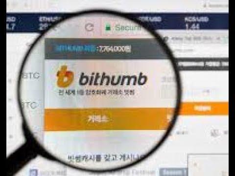 Bithumb Hack sees 20 million XRP, 3 Million EOS stolen, will it dump?