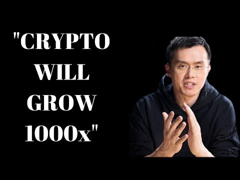 "CZ Binance: ""Crypto Will 1000X"", CNBC: ""Bitcoin Futures Going To Moon"""