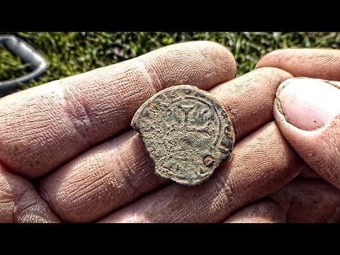OMG! CTX 3030 Finds a 14 Hundreds Coin