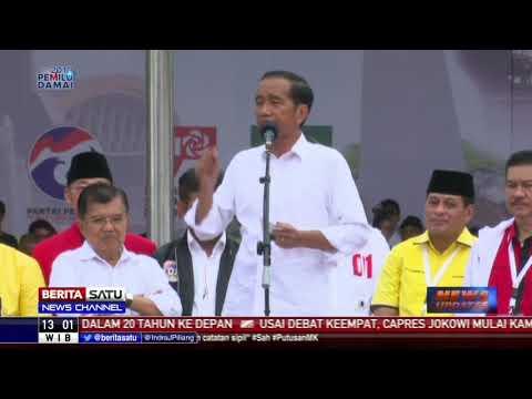 Jokowi: Jangan Ada yang Meremehkan, TNI Nomor Satu di Asean