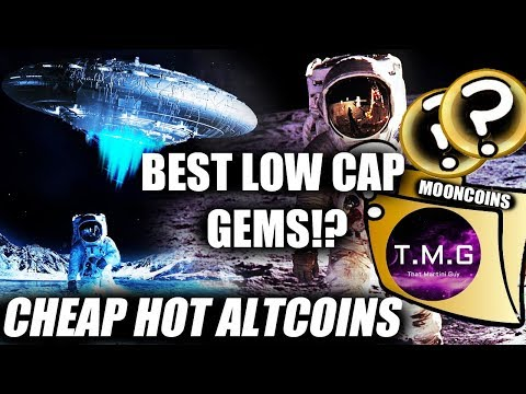 THE BEST ALTCOIN to buy in Q2 2019!! BEST LOW CAP CRYPTO TOP PICKS!!