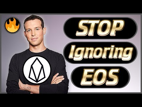 5 Things You NEED To Know About EOS – 2019 – Stop Ignoring EOS.