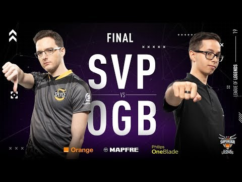 SPLYCE VIPERS VS ORIGEN BCN | Superliga Orange League of Legends | Gran Final | Mapa 5 |