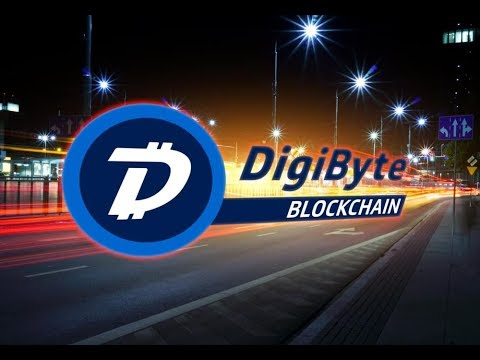 Digibyte Destined To Take Over The World!