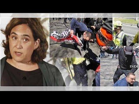 El miserable comentario de Ada Colau sobre las agresiones indepes a VOX: 'es lo que estaban busca…