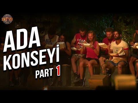 Ada Konseyi 1. Part | 37. Bölüm | Survivor Türkiye – Yunanistan