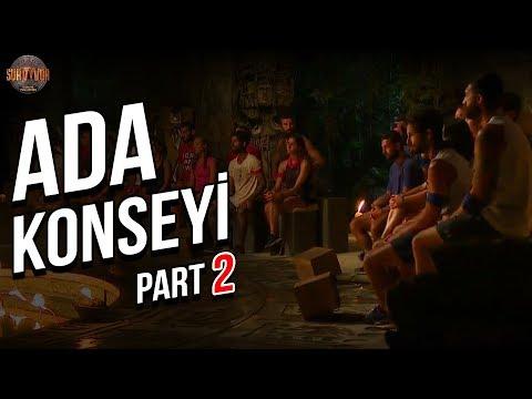 Ada Konseyi 2. Part | 37. Bölüm | Survivor Türkiye – Yunanistan