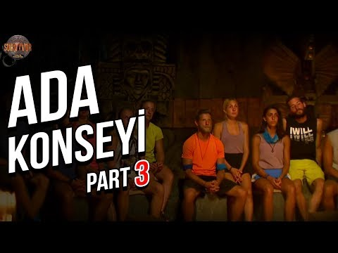 Ada Konseyi 3. Part | 37. Bölüm | Survivor Türkiye – Yunanistan