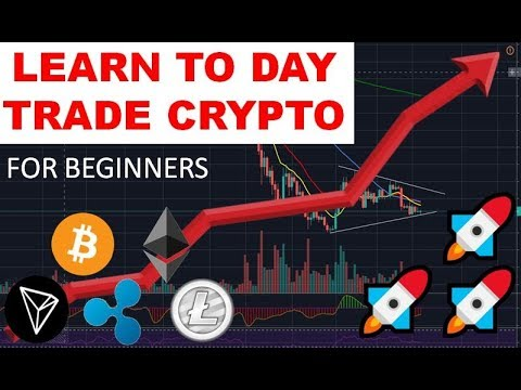Learn to Day Trade Cryptocurrency