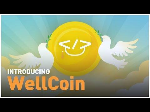 Investește în WellCoin – un nou cryptocurrency, marca WellCode