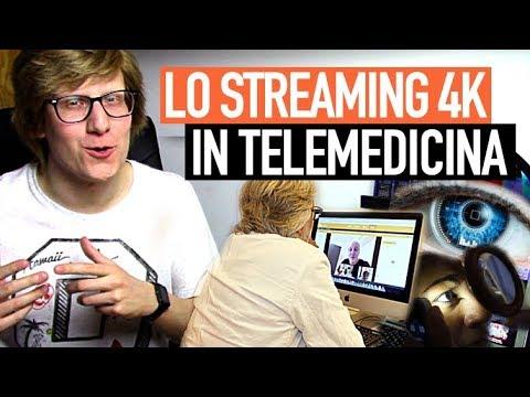 Bassa latenza, massive IoT e 4K: le basi della telemedicina