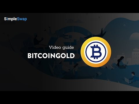 How To Buy Bitcoin Gold using SimpleSwap.io | Steps of making easy exchanges of 250+ crypto for BTG