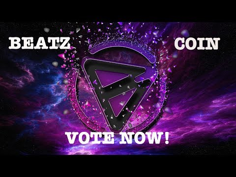 BEATZCOIN NEAR SR STATUS! TRON TRX PUMPING! LET'S VOTE & SUPPORT THE MUSIC INDUSTRY REVOLUTION!