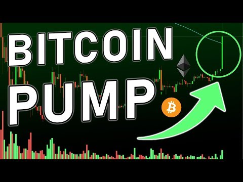 BITCOIN MARKET PUMP | CryptoCurrency News + Analysis