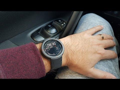 O Melhor Smartwatch até a data! Amazfit Verge da XIAOMI!