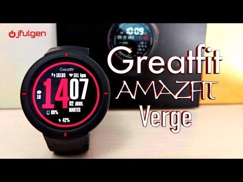 AmazFit Verge – Greatfit