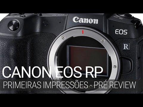 O que esperar da Canon EOS RP, a #mirrorless full frame de entrada da #Canon