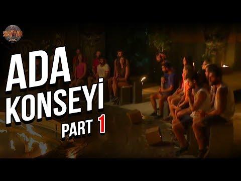 Ada Konseyi 1. Part | 39. Bölüm | Survivor Türkiye – Yunanistan
