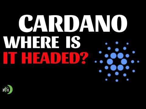 CARDANO PRICE MOVEMENT **UPDATE** (APRIL 2019)