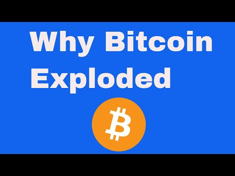 Why Bitcoin EXPLODED! The Real Reason…